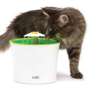 CatitFlower Cat Water Fountain