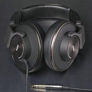 $99.99 免税包邮AKG K553 PRO 专业封闭式监听耳机