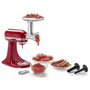 KitchenAidOther Stand Mixer Metal Food Grinder Attachment KSMMGA | KitchenAid