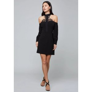 BebeZaria Lace Detail Dress
