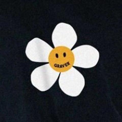 4折起 小花笑脸T恤仅$80+Graver 人气王笑脸韩国街头潮服热促