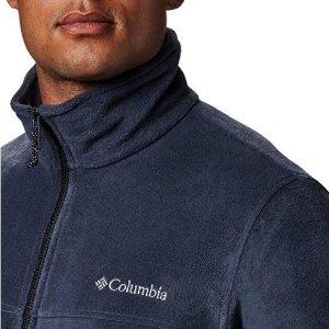 $33.92起(原价$60)Columbia 男款户外休闲抓绒衣 多色可选