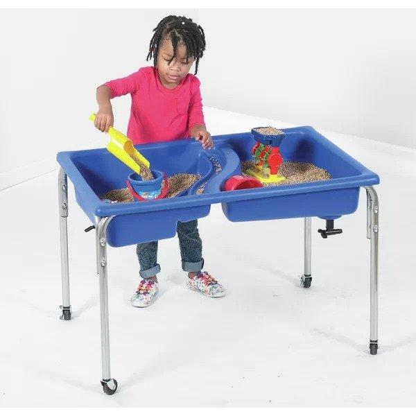 儿童挖沙桌