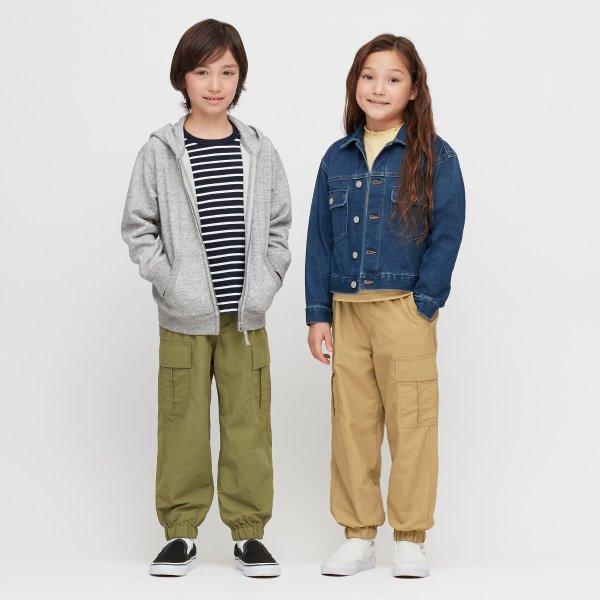 儿童工装裤,多色选