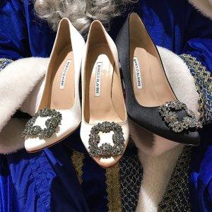 低至6折 $599起Manolo Blahnik 绝美高跟鞋热卖