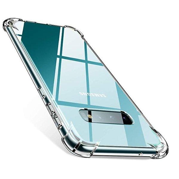 AINOPE Galaxy S10+ 加强型 TPU 软质保护壳