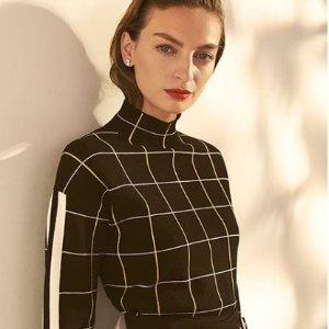 低至3折+额外8折 £40起收美裙Karen Millen 全场美裙折扣热卖 打造优雅气质