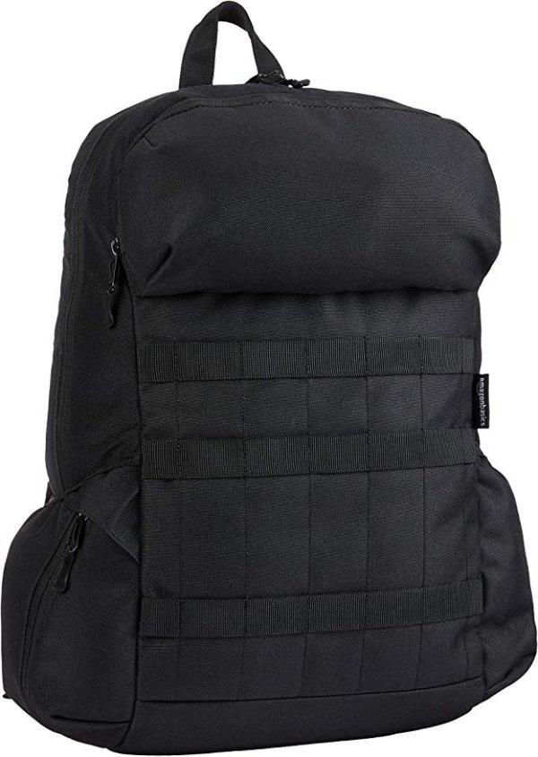 Canvas 笔记本背包 支持最大15吋笔记本电脑 黑色