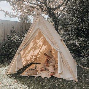 满$40减$10(价格已减)儿童帐篷