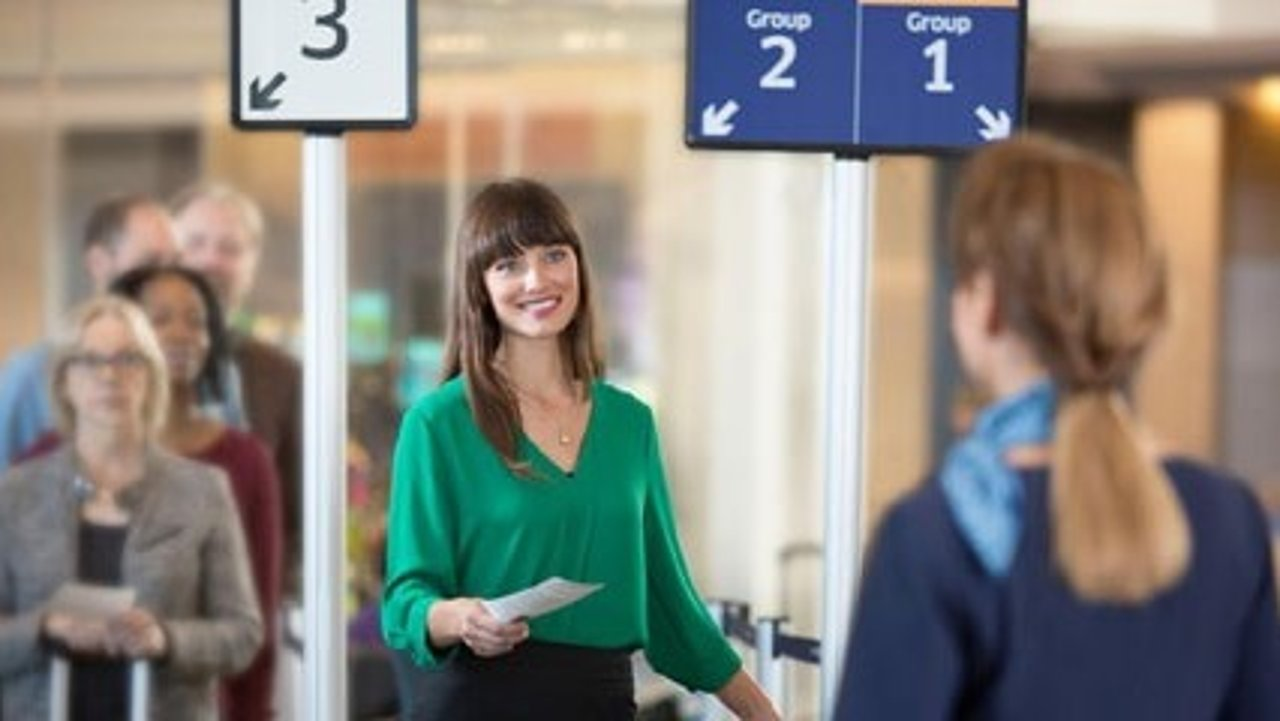 谁先登机?美国三大航登机顺序详解