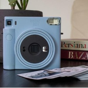 6折起Fujifilm 富士拍立得相机促销 新款 SQ1低至$169