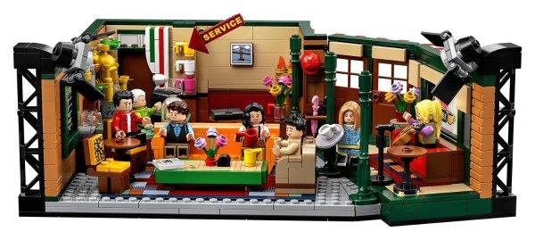 老友记 21319 | Ideas | Buy online at the Official LEGO® Shop AU