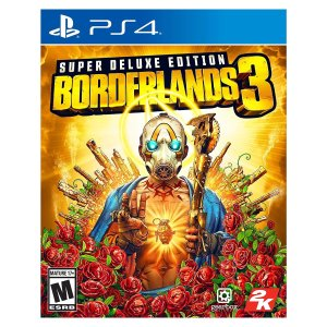 As low as $59.99Borderlands 3 Super Deluxe Edition - PlayStation 4