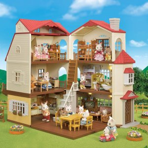5e970f0b69a7 Calico Critters Kids Toys Sale   Amazon.com 20% Off - Dealmoon