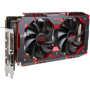 $209.99 买游戏送显卡PowerColor RED DEVIL Radeon RX 590 OC 8GB 显卡