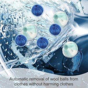 折后€16.14 缩短烘干时间Cherioll 洗衣烘干球热促 有效清除衣物表面毛发与毛球