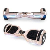Hover-1 儿童/成人智能平衡车,带LED灯和蓝牙扬声器