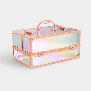 beautify封面同款全息彩妆收纳盒