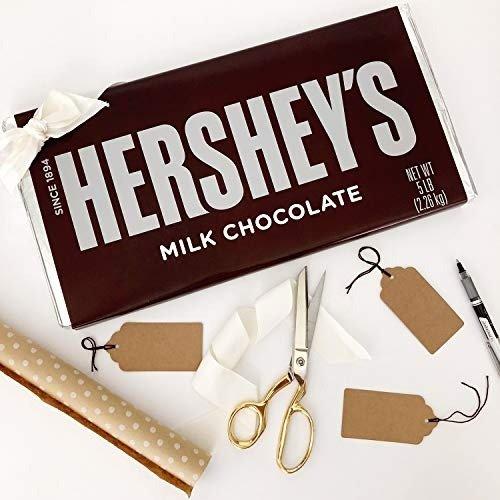 巨型牛奶巧克力棒 5磅装