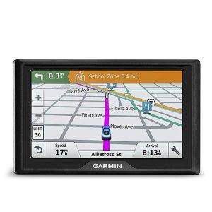 $129.99(原价$177.48)Garmin50 车载导航 永久加拿大 美国地图 你也是认路小能手