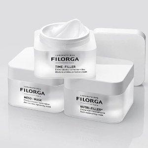 低至7.4折 + 满额9折Filorga 法国高端医美护肤品热卖 畅享高科技的魅力