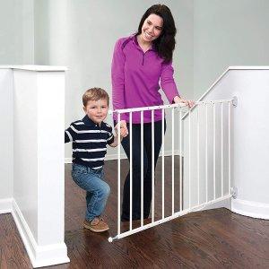现价$29.97(原价$61.79)Advanta 儿童安全防护栏 轻松安装 家有熊宝必备