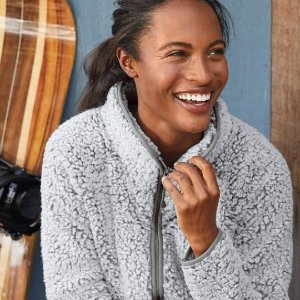 Up To 40% OffEddie Bauer Fleece Sweaters Sale