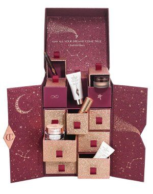 $200Limited Beauty Advent Calendar@Charlotte Tilbury