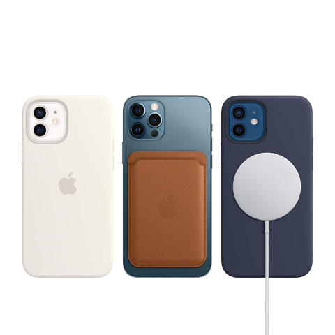 $49Apple Silicone Case with MagSafe
