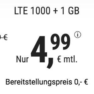 月租€4.99 代号入网送€6.8