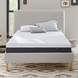 From $299Simmons Beautyrest Hybrid BR800-X10 Bed In A BoxMedium Mattress