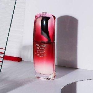 限时好价¥599 + 免邮中国Shiseido 红腰子精华露 50ml,红腰子在手,今年二十明年十九
