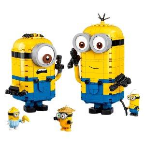 Lego小黄人和它们的营地 75551 | 小黄人系列