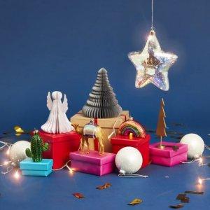 £4收迷你圣诞树 £20抱迪士尼公仔回家合集:圣诞家居装饰小物、玩具推荐 没有家人的节日也要开开心心呀