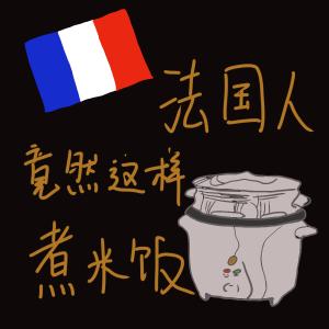 €22收Cuiseur迷你电饭煲法国人竟然是这样煮米饭的?不用淘也不用洗?你敢吃吗