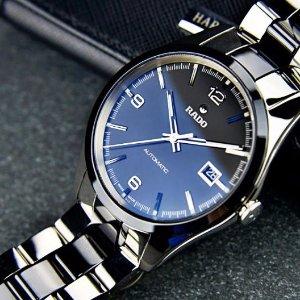 $728 RADO Men's Hyperchrome Automatic Watch R32109152