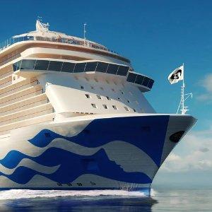 早鸟价$499/人起 额外乘客低费率公主邮轮公布最新旗舰 2021年9月首航