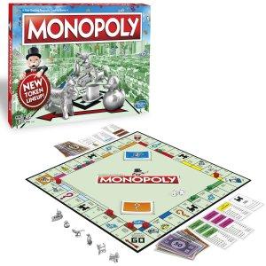 封面大富翁$10.11 (原价$19.99)多款亲子游戏4折起热卖,低至$3.33,三岁幼童也能玩