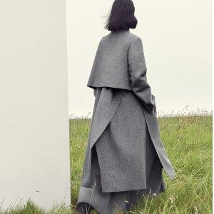 首单9折 新款夹克£71收COS 秋冬新款大衣上架 简约优雅又有气质