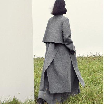 首单9折COS 秋冬新款大衣上架 简约优雅又有气质