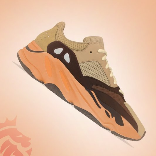 """Yeezy Boost 700 """"Enflame Amber""""配色Yeezy Boost 700 """"Enflame Amber""""配色"""