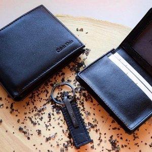 线上4折起+额外6.4折黑五提前享:Calvin Klein 钱包腰带热卖 送男友老爸礼物首选