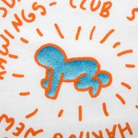Uniqlo KEITH HARING合作T恤