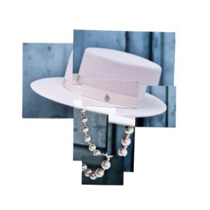 低至5折Maison Michel 女士帽子热卖 入优雅宽檐帽