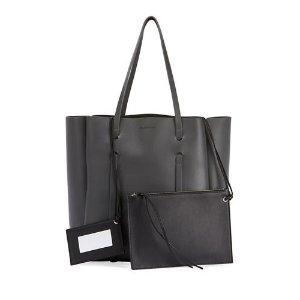 BalenciagaEveryday Small Leather Tote Bag