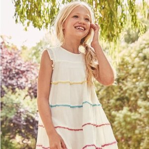 Ending Soon: 30% OffDresses, Rompers & Play Sets, Boys' Pants & Jeans @ Mini Boden