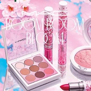 New Arrival Starts from $17.5MAC Boom Boom Bloom Cherry Blossom @ Selfridges