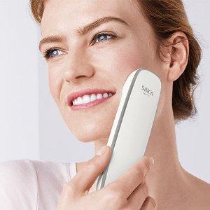 秒杀¥671史低价:Silk'n FaceTite 三源RF射频仪 赠面部凝胶