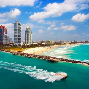 6晚仅$460,每晚仅$76.6享海滩美景佛州海滩酒店 迈阿密、基韦斯特2地6晚住宿 含自助早餐