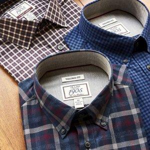 额外5折Jos. A. Bank 精选男士衬衫、领带等热卖